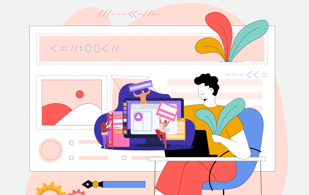 Webデザインでサイズの統一感を持たせる方法